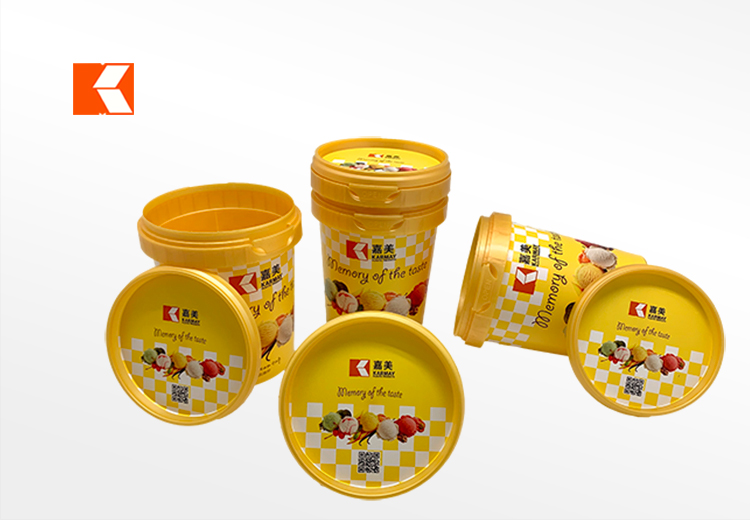 IML ice-cream cup -350ml cup/190g cup